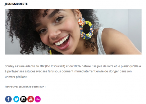 NHA intervenants jesuismodeste natural hair academy