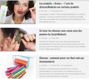 beautefemmenoire contributrices jesuismodeste diy homemade green naturel