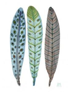 plume watercolor on parle de nous presse visibilité jesuismodeste naturalista green