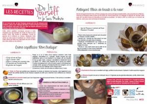 Do it yourself homemade recette cosmétique beauté cheveux crème capillaire lavande anti poux piqui exotique masque rhassoul hydrolat doux
