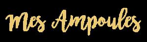 Mes ampoules script