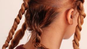 jesuismodeste blog cheveux pousse menthe poivré avocat huile massage cheveux capillaire soin cadette soeur challege activateur