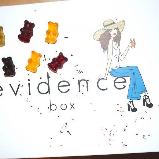 box beauté évidence jesuismodeste blog naturel avis description green consommation aurélie confidence