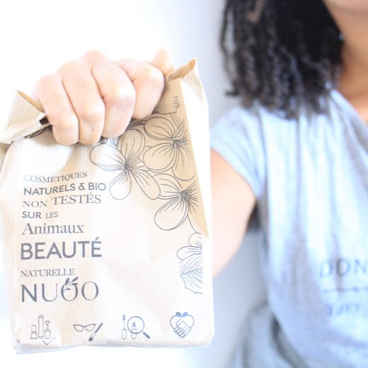 nuoo box avis teste green bio naturel beauté naturellement recycler jesuismodeste blog