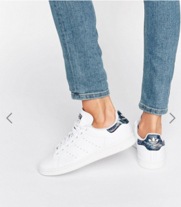 jesuismodeste blog selection noel wishlist fete basket stan smith mode asks