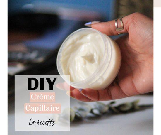 crème capillaire à personnaliser naturellement